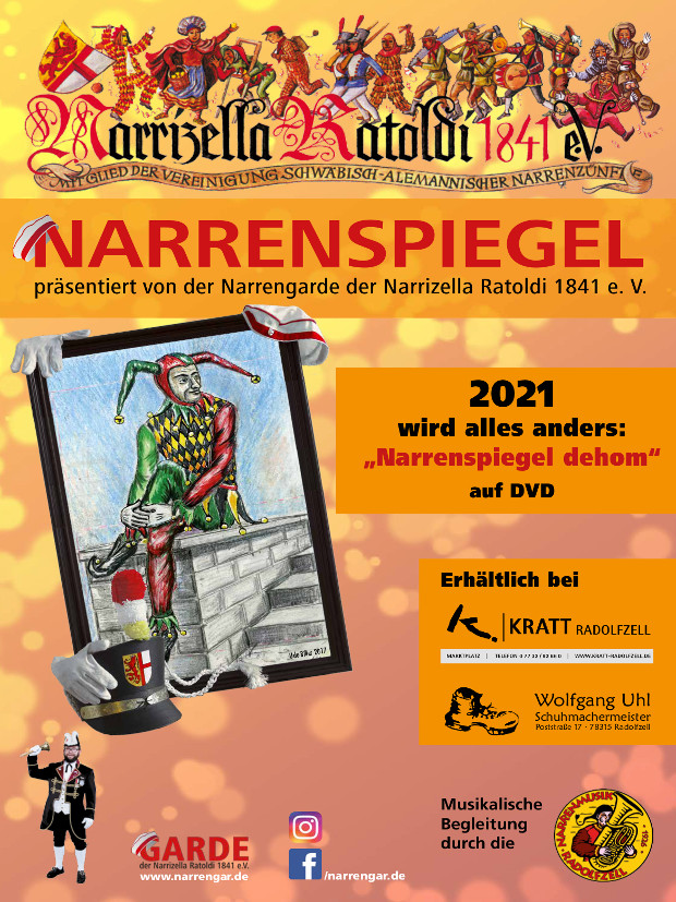Narrenspiegel dehom